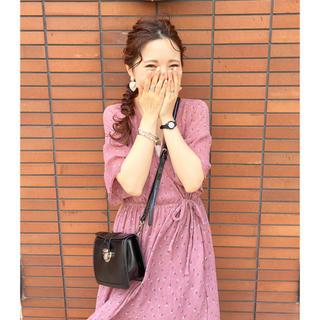 カスタネ(Kastane)のkastane♡カスタネ ♡カシュクールワンピース(ロングワンピース/マキシワンピース)