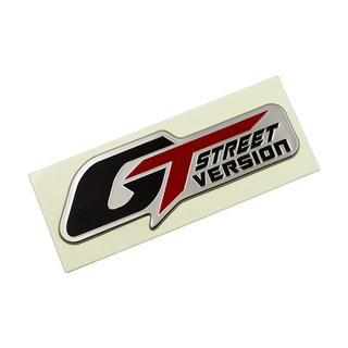 トヨタ(トヨタ)の【GT STREET VERSION】 エンブレム トヨタ 海外純正(車種別パーツ)