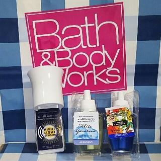 バスアンドボディーワークス(Bath & Body Works)のchie様専用 バスアンドボディワークス ウォールフラワー セット(アロマポット/アロマランプ/芳香器)