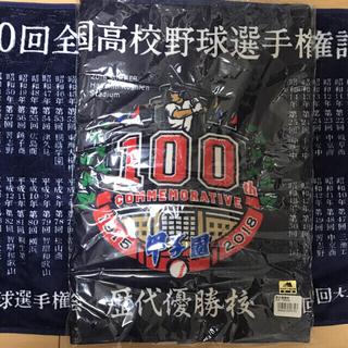 第100回 甲子園 歴代優勝校スポーツタオル 限定 完売品(記念品/関連グッズ)