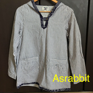 エーズラビット(Asrabbit)のAsrabbit パーカー(パーカー)