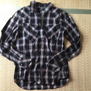 BOYCOTT - 状態良☆BOYCOTT☆チェックシャツ☆長袖☆Mサイズ☆送料込み