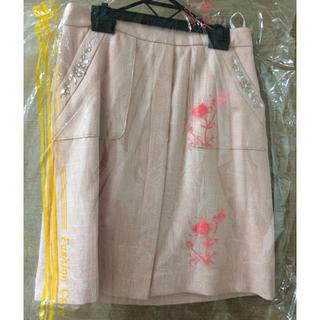 プロポーションボディドレッシング(PROPORTION BODY DRESSING)のクリーニング済み(ひざ丈スカート)