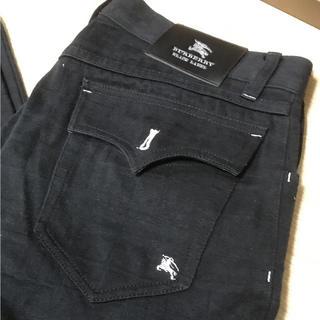 デニームーあるじゃねえよ! ブラックのズボンです!!チェック(その他)