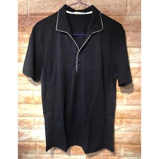 エービーエックス(abx)のabx ポロシャツ 紺 サイズ3(ポロシャツ)