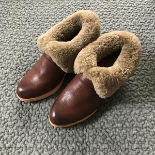 セール!ミナペルホネン  ブーツ 靴(ブーツ)