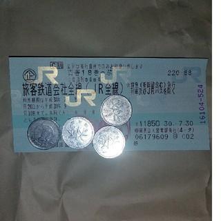 ジェイアール(JR)の青春18きっぷ1回(鉄道乗車券)