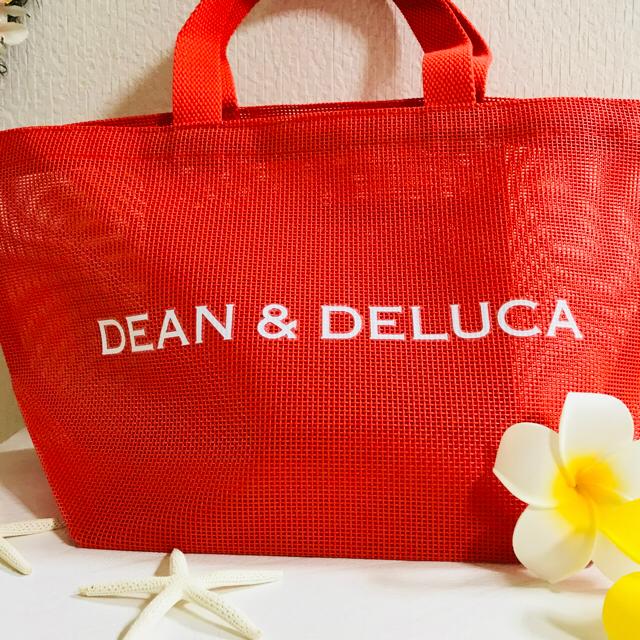 Dean Deluca Dean Deluca メッシュトートバッグ メッシュバッグs ブラッドオレンジの通販 By 𓇼 ディーンアンドデルーカならラクマ