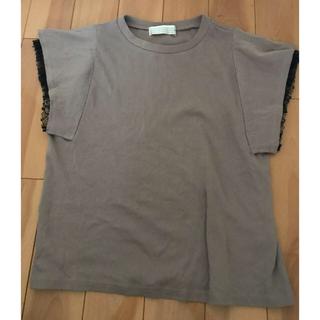 チェルシー(chelsea)のフリルTシャツ(Tシャツ(半袖/袖なし))