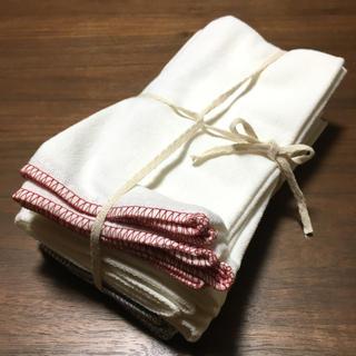 MUJI (無印良品) - ♡無印良品♡ 落ち綿ふきん 未使用 9枚