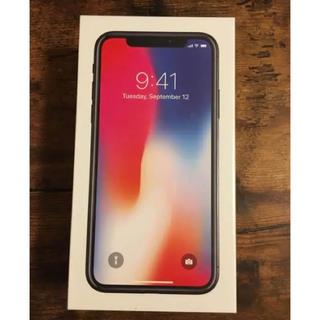 アップル(Apple)のまとめ売り! iPhone10 64GB 5台 (スマートフォン本体)