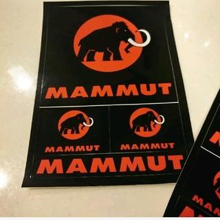 マムート(Mammut)のお値下げ1枚590円10枚5480円 新品 マムート  ポストカード ステッカー(登山用品)