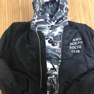 アンチ(ANTI)のanti  social social clubセット(パーカー)