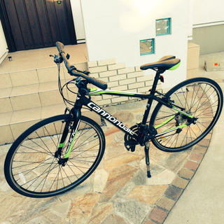 キャノンデール(Cannondale)のキャノンデール クロスバイク クイック5(自転車本体)