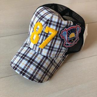 アシュワース(Ashworth)の新品 ゴルフ用帽子 キャップ アシュワース ashworth フリーサイズ(キャップ)