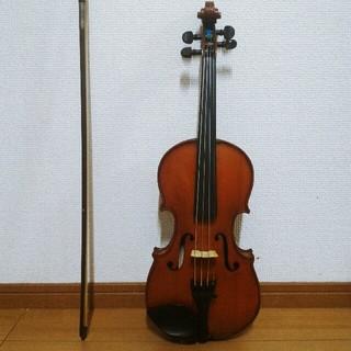 【極希少フランス製1927年】Paul Qaugeuos 1/2 バイオリ(ヴァイオリン)