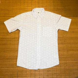 ユニクロ(UNIQLO)のユニクロ メンズ半袖シャツ Lサイズ(シャツ)