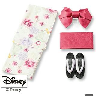 しまむら - 完売品 しまむら ディズニー浴衣 ラプンツェル
