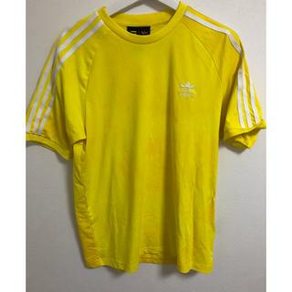 アディダス(adidas)のアディダス ファレル  タイダイTシャツ メンズM(Tシャツ/カットソー(半袖/袖なし))