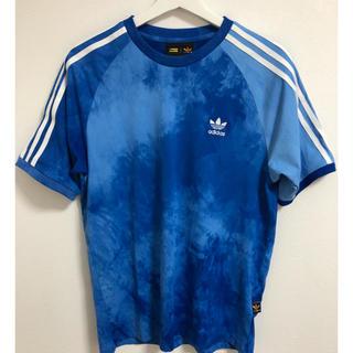 アディダス(adidas)のアディダス ファレル  タイダイ Tシャツ メンズM(Tシャツ/カットソー(半袖/袖なし))