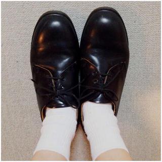 ドクターマーチン(Dr.Martens)のDr.martensマニッシュシューズ♡(ローファー/革靴)