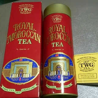 ルピシア(LUPICIA)のTWG Royal Moroccan Tea (茶)