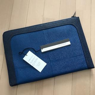 パトリックステファン(PATRICK STEPHAN)の新品 定価48600円 PATRICK STEPHAN クラッチバッグ A4(セカンドバッグ/クラッチバッグ)