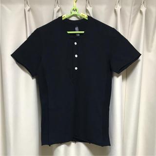 ダブルジェーケー(wjk)の【wjk】ヘンリーネック カットソー  Tシャツ(Tシャツ/カットソー(半袖/袖なし))