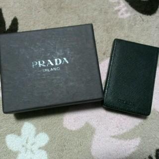 プラダ(PRADA)のPRADA ♡ 空箱 名刺入れ(財布)
