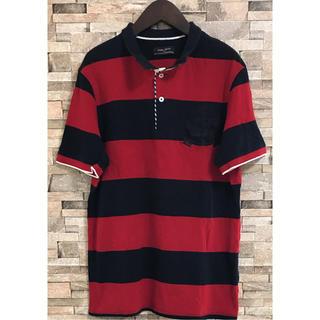 ザラ(ZARA)のZARA MAN  BASIC ラガーシャツ ポロシャツ  XL(ポロシャツ)