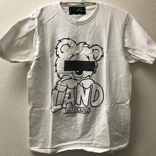 ミルクボーイ(MILKBOY)のmilkboy ミルクボーイ tシャツ bear(Tシャツ/カットソー(半袖/袖なし))