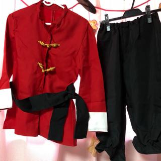 らんま1/2風 コスプレ 衣装 ずき様専用(衣装一式)