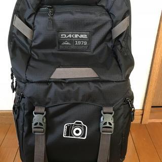ダカイン(Dakine)のDAKINE TRAIL PHOTO 16L    BLACK (バッグパック/リュック)
