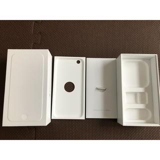 アイフォーン(iPhone)のiPhone6 シルバー 64GB 箱のみ(その他)