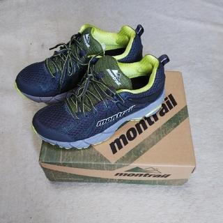 モントレイル(montrail)のモントレイル トレッキングシューズ(登山用品)