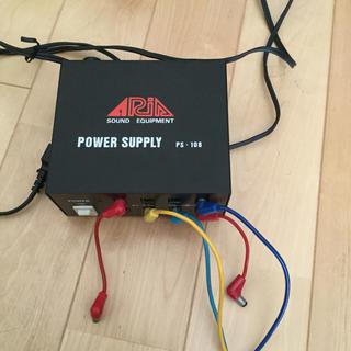 アイパ(AIPA)のARIA パワーサプライ  エフェクター(エフェクター)