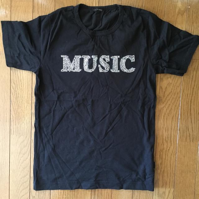 TETE HOMME(テットオム)のTシャツ music  レディースのトップス(Tシャツ(半袖/袖なし))の商品写真