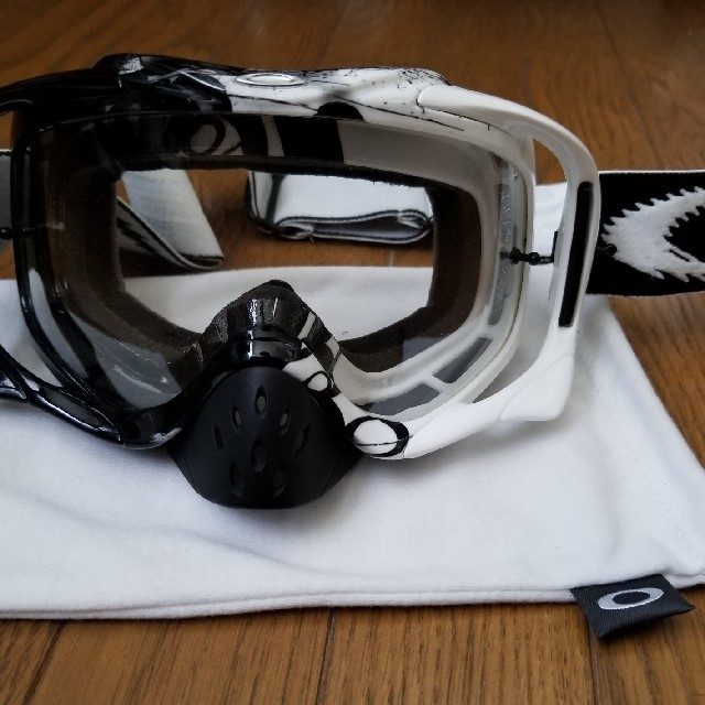 Oakley(オークリー)の値下げ)OAKLEYオークリー MX CROWBARクローバー 自動車/バイクのバイク(装備/装具)の商品写真