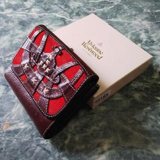 ヴィヴィアンウエストウッド(Vivienne Westwood)のヴィヴィアンウエストウッド  折り財布(財布)