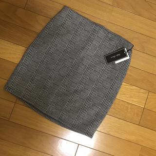 アベイル(Avail)の新品 ♡ グレンチェック ♡ タイトスカート(ミニスカート)