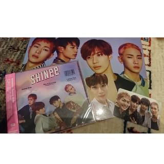 シャイニー(SHINee)のSHINee CD SunnySide 通常版 トレカおまけ付き(K-POP/アジア)