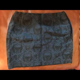 アウラアイラ(AULA AILA)のAULA AILAのミニスカート(ミニスカート)