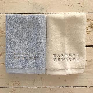 バーニーズニューヨーク(BARNEYS NEW YORK)の【新品】ハンドタオル(ハンカチ)
