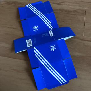 アディダス(adidas)のadidas  時計空箱(ショップ袋)