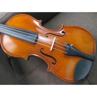 スズキ(スズキ)の【希少良杢】国産バイオリン SUZUKI No.500 4/4(ヴァイオリン)