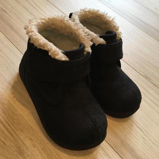 ムジルシリョウヒン(MUJI (無印良品))の♡13㎝ブーツ♡(ブーツ)