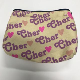 シェル(Cher)のCher ポーチ(ポーチ)