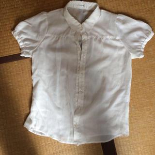 ハニーズ(HONEYS)の半袖のブラウス(シャツ/ブラウス(半袖/袖なし))