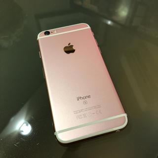 アイフォーン(iPhone)のiPhone6s♡SIMフリー♡ソフトバンク♡64GB(スマートフォン本体)