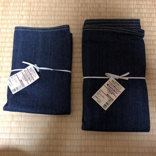 ムジルシリョウヒン(MUJI (無印良品))の無印良品 クッションカバー&座布団カバー(クッションカバー)